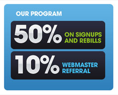 Cashlantis Webmaster Referral